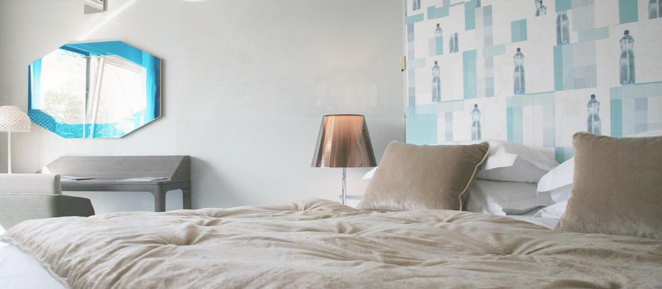 Toile murale de lise-laure Batifol pour Vichy Spa Hôtel & Ressort les Célestins*****